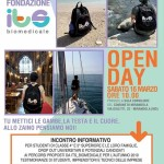 16 marzo Open day