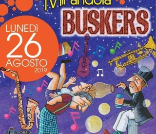 26 agosto buskers