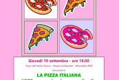 19 sett. la pizza