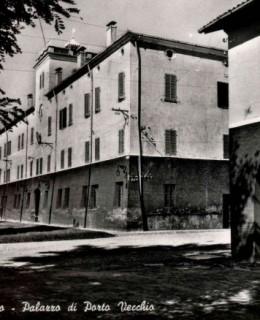 Palazzo di Porto Vecchio-sede del Centro Allevamento Quadrupedi