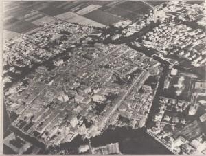 1971-Mirandola-veduta-aerea-gent.conc_.Claudio-Sgarbanti