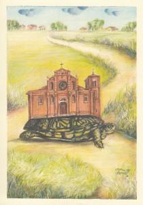 Cartolina-di-Mirandola-Giorgio-Morselli