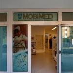 Ingresso Mobimed, Via O. Focherini, 17 Mirandola