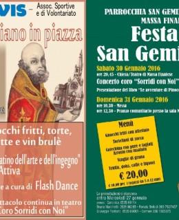 30 gennaio San Geminiano