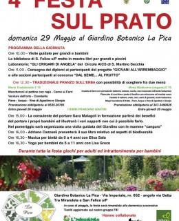 29 maggio giardino botanico
