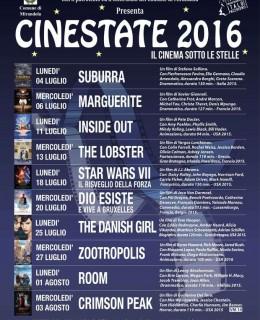 2016 CINEMA PACCHIONI