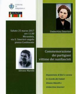 25 Marzo commemorazione