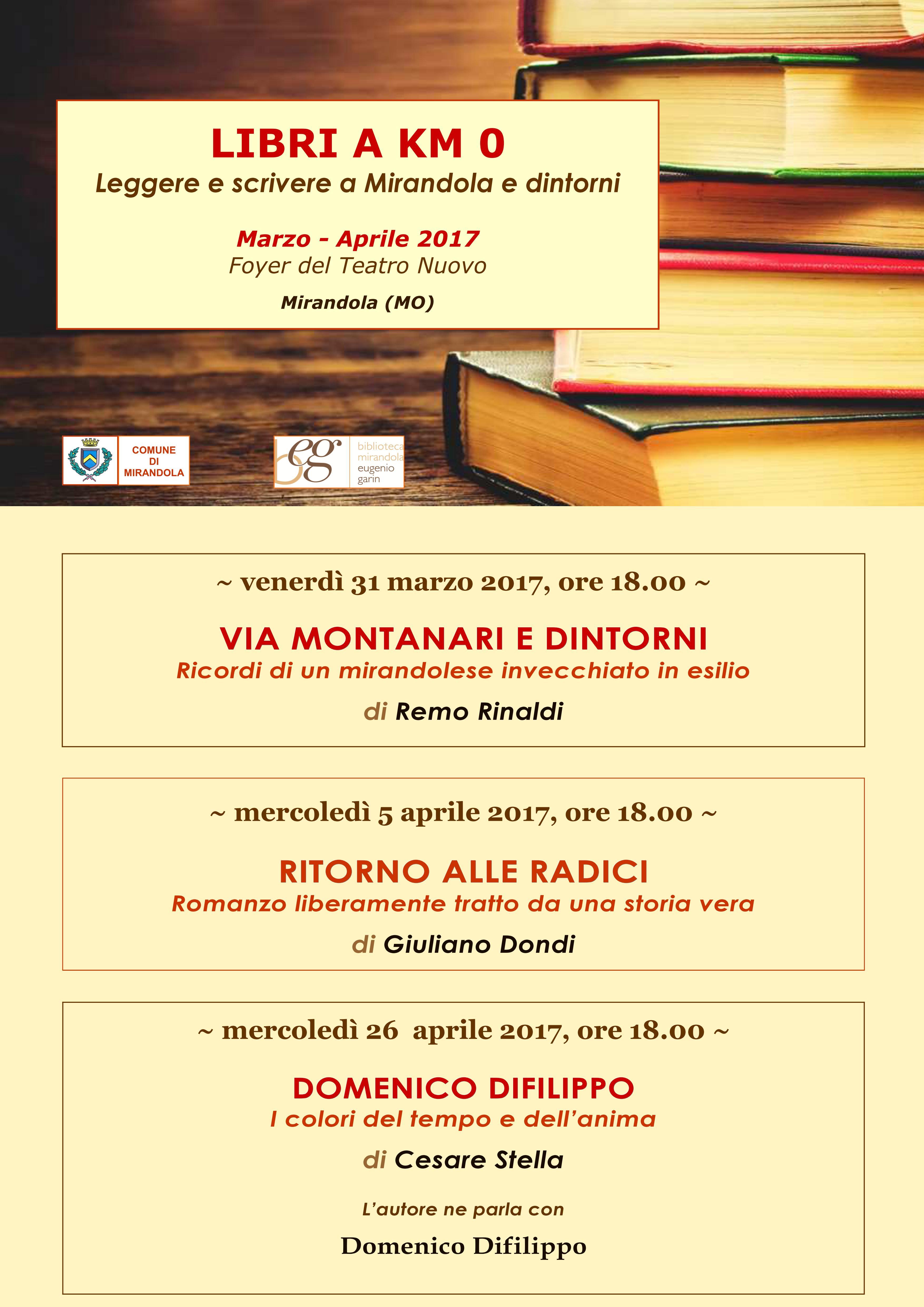 31 marzo libri