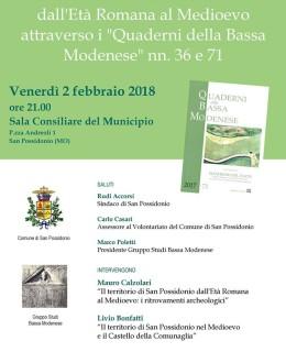 2 febbraio presentazione
