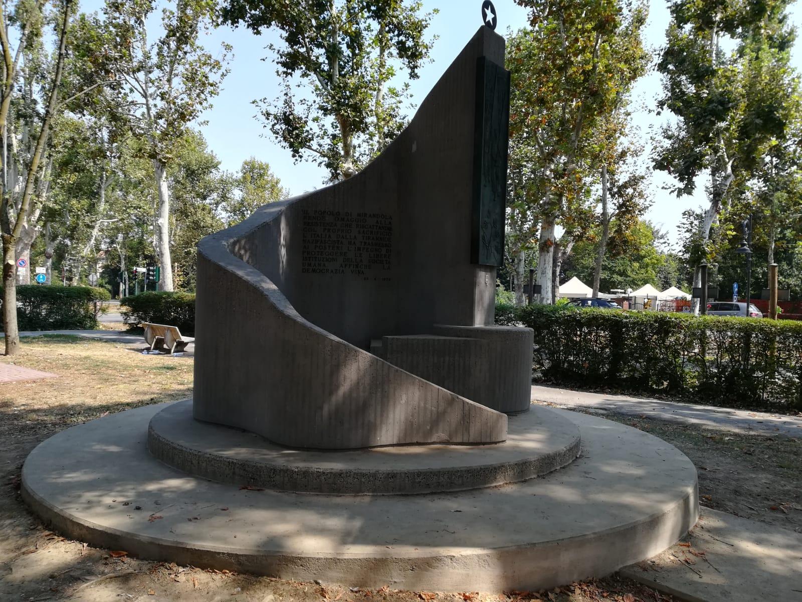 monumento Caduti partigiani