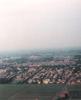 9 - Mirandola vista da ovest