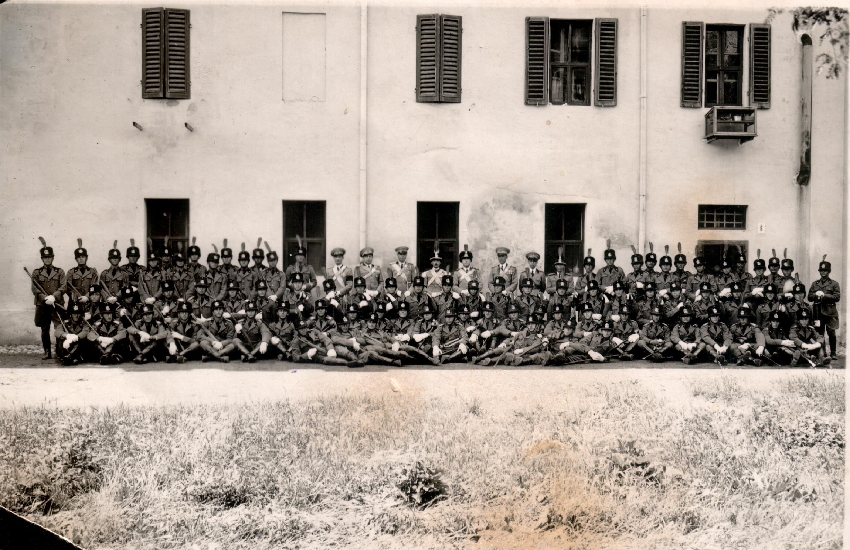 San Martino Spino Centro Allevamento Quadrupedi anni 30 Militari