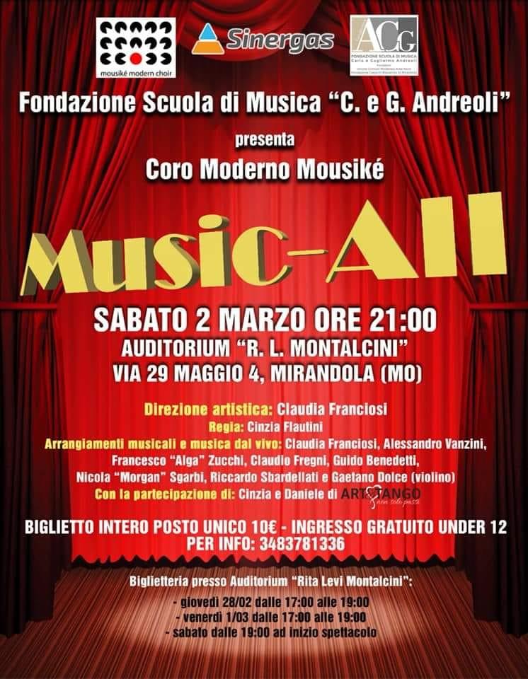 2 marzo music
