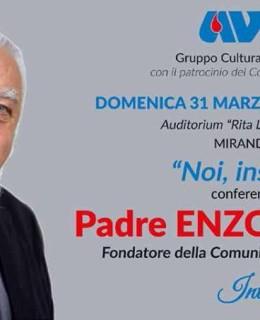 31 marzo Enzo Bianchi