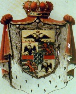 4 - Ultimo stemma dei Pico