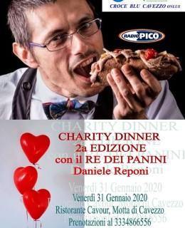31 gennaio Charity