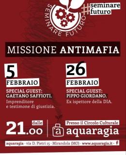5 - 26 febb. antimafia