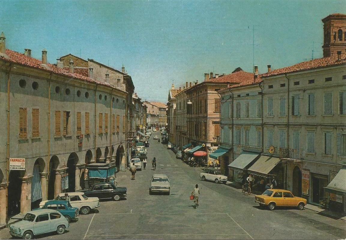 Concordia_sulla_Secchia_-_Piazza_Repubblica_e_Via_della_Pace