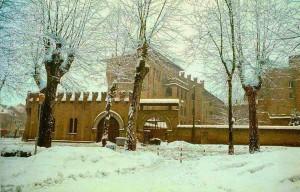 Mirandola-Castello-sotto-la-neve