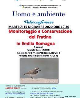 15 dicembre monitoraggio del Fratino - Tinarelli-Farioli