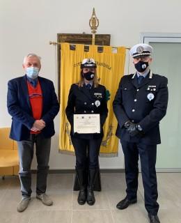 Mirandola_Sindaco_Greco_Ispettore_Ragazzi_Comandante_Doni