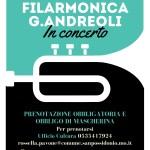 24 giugno Filarmonica G.andreoli
