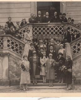 1932 Scuole elementari-gruppo di insegnanti