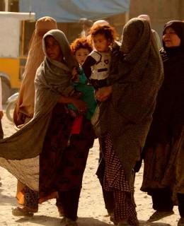Donne e bambini Afganistan-2 (1)
