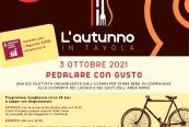 pedalare con gusto - 3 ottobre