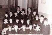1970 Scuole Elementari  Mirandola cl.IV gent.conc.Fabrizio Silvestri